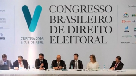 V Congresso Brasileiro de Direito Eleitoral 2016