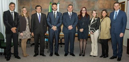 TRE-PR celebra Acordo de Cooperação Técnica com três instituições