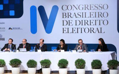 IV Congresso Brasileiro de Direito Eleitoral