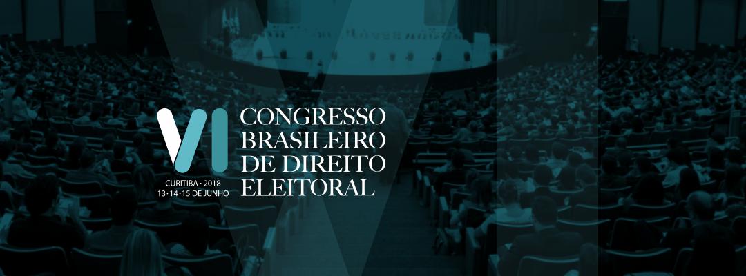 Curitiba recebe maior Congresso de Direito Eleitoral do mundo