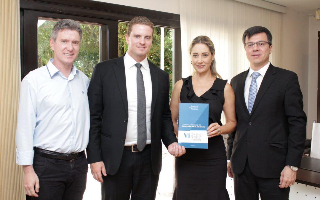 IPRADE firma parceria com a Rede AERP de Notícias para divulgação do VICBDE