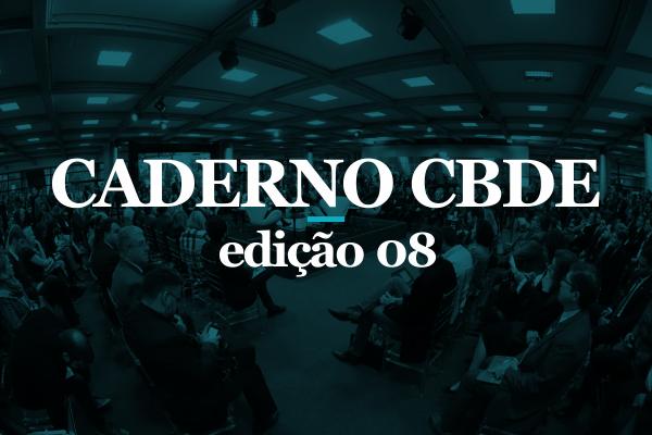 Caderno CBDE 08