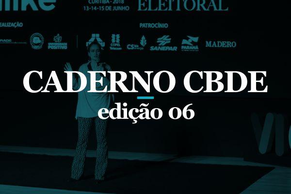 Caderno CBDE 06