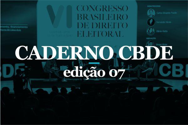 Caderno CBDE 07