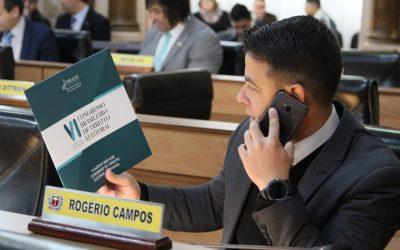 IPRADE divulga VI CBDE na Câmara Municipal de Curitiba