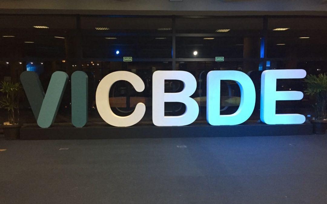 Confira os locais e materiais de apoio dos Workshops do CBDE