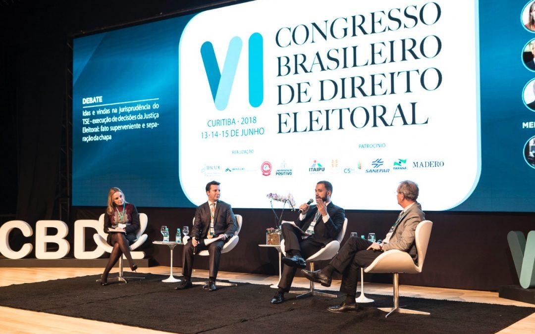 Polêmica da separação de chapas é destaque entre controvérsias da jurisprudência eleitoral