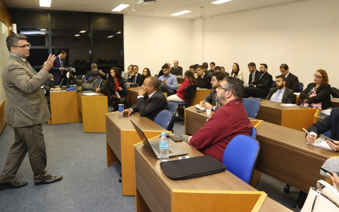 Inelegibilidade e Registro de Candidatura são tratados em workshop