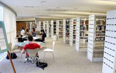 Aberta ao público, Biblioteca do Tribunal conta com mais de 40 mil itens