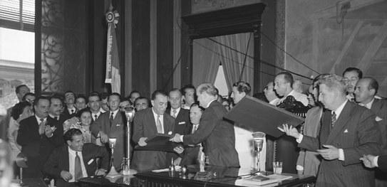 TSE expede diplomas a presidentes eleitos desde 1946