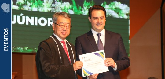 Candidatos eleitos no Paraná são diplomados