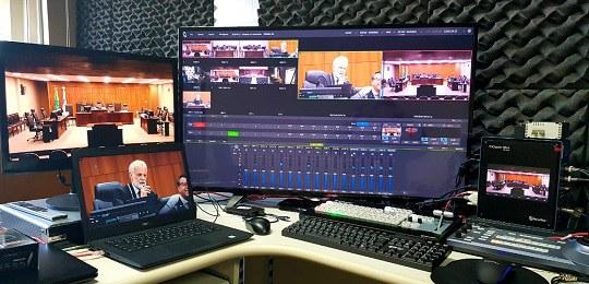 Sessões do TRE-PR serão transmitidas ao vivo
