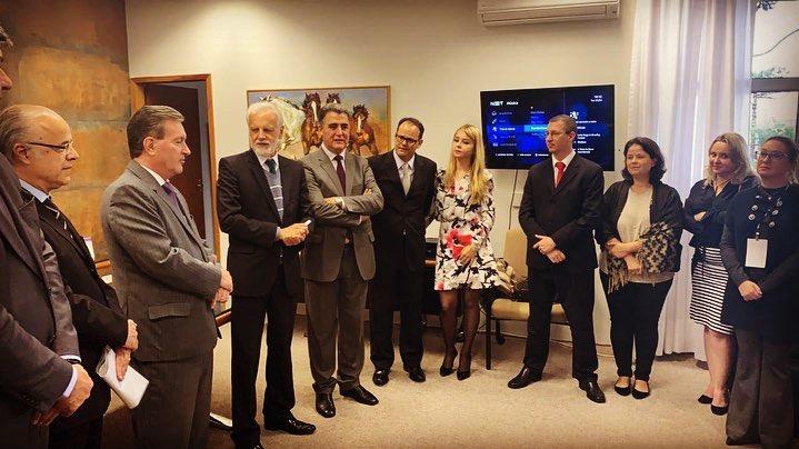 IPRADE participa de posse de novos membros da Corte do TRE-PR