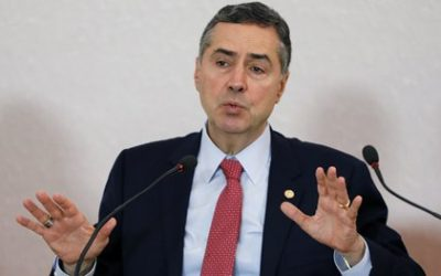 Ministro Barroso defende reforma do sistema eleitoral brasileiro