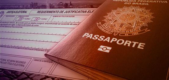 Brasileiros no exterior que não votaram devem justificar ausência ao retornar