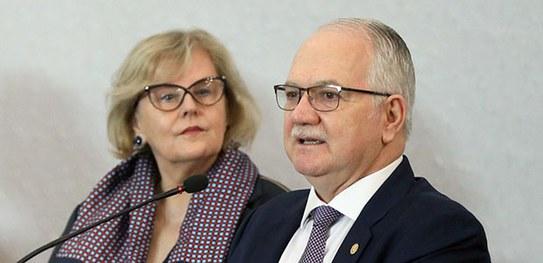 Ministro Fachin diz que partidos políticos são indispensáveis para a democracia