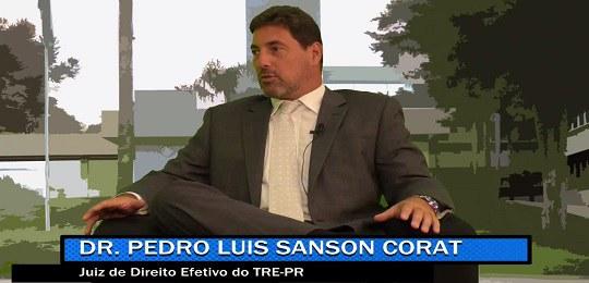 Magistrado explica funcionamento e competência da Corte eleitoral