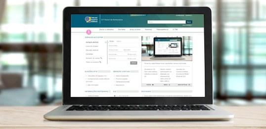 Cidadão acessa dados sobre partidos, filiação e contas no Portal do TSE