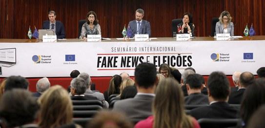 Seminário discute limites no combate a crimes e liberdade de expressão