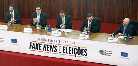 Impacto das fake news em eleições mundiais é discutido em seminário