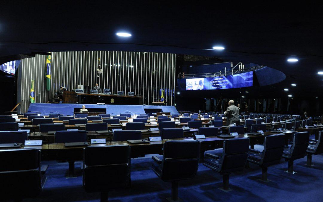 Senado articula volta das coligações nas eleições proporcionais