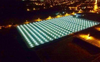 Iprade presente na inauguração da Usina Fotovoltaica do TRE em Paranavaí