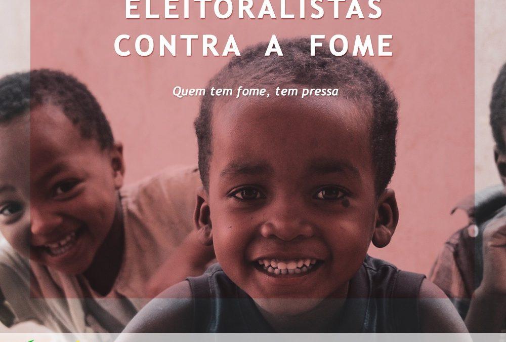 Eleitoralistas unem-se em campanha multi-institucional contra a fome