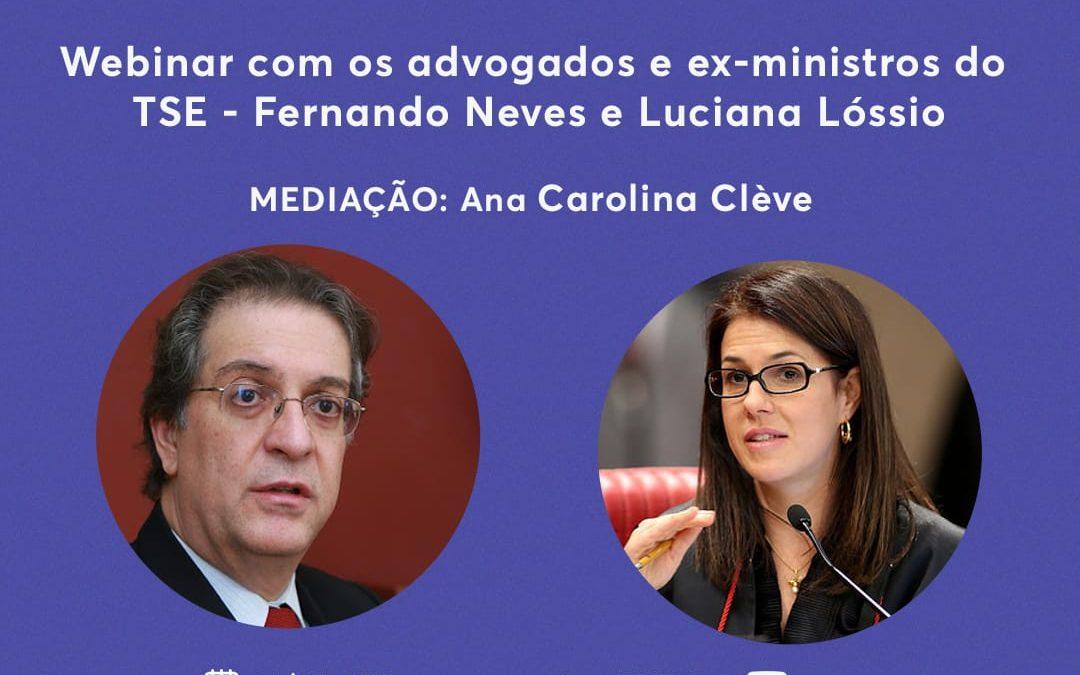 Presidente do Iprade é mediadora em evento acadêmico do I Julgamento Simulado de Direito Eleitoral