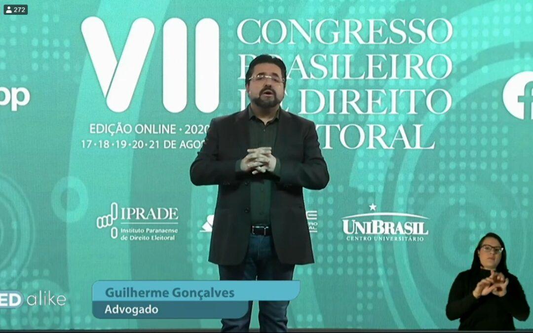 """""""Chega de líderes individuais, nós precisamos de uma democracia coletiva"""", afirma Guilherme Gonçalves"""