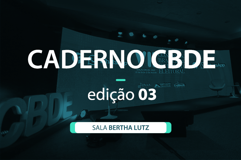Caderno VII CBDE 03 | Sala Bertha Lutz