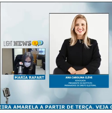 Presidente do Iprade concede entrevista para a Light FM Curitiba